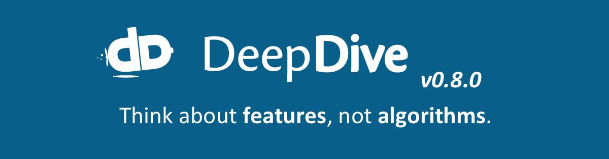 DeepDive Release